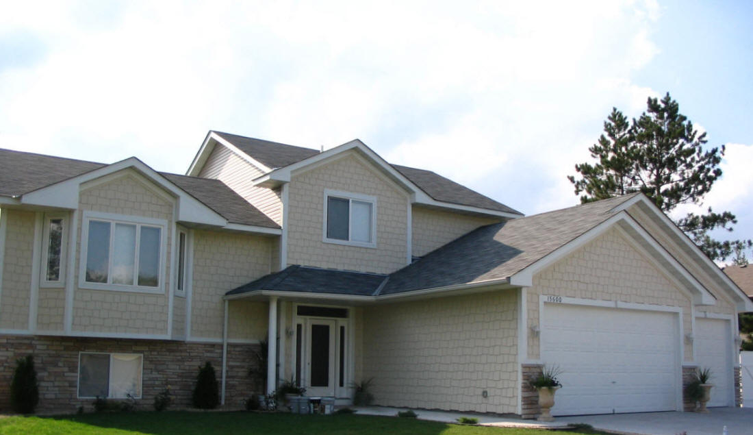 Residential painters house painting contractors company party invitations ideas for Exterior house painting companies